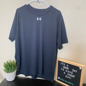 Under Armour heat gear Big West conference shirt